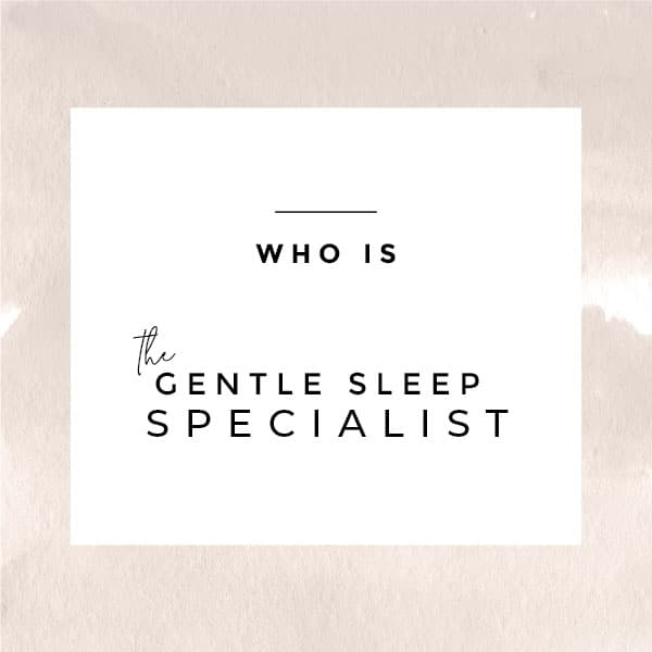 about-gentle-sleep-consultant Baby Sleep Consultant - Perth