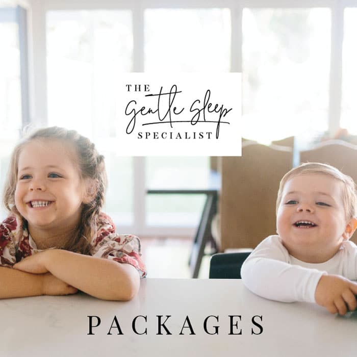 packages-gentle-sleep-consultant Baby Sleep Consultant - Perth
